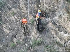 【四川边坡防护网】 护山专用防护网