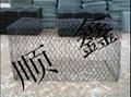 【装石头镀锌石笼网】 3