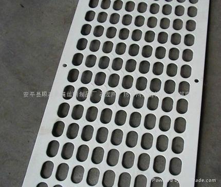304不锈钢冲孔板 1