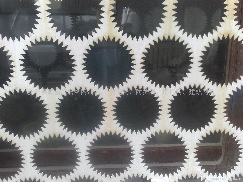 304不锈钢冲孔板 4