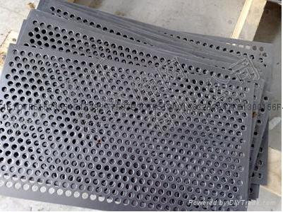 304不锈钢冲孔板 5