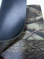 PVC Camouflage inflatable tarpaulin Fabric for boat