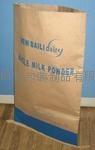 缝底敞口三层牛皮纸袋 1