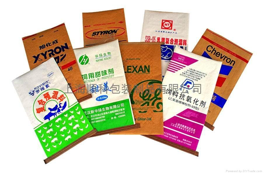 氧化铁颜料专用阀口袋 3