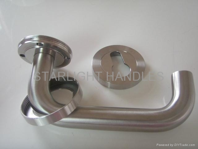 Door locks,solid level handle,door handle 1