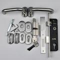 Door locks,solid level handle,door handle 3