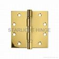 Stainless Steel security dog bolt ball bearing Hinge  3