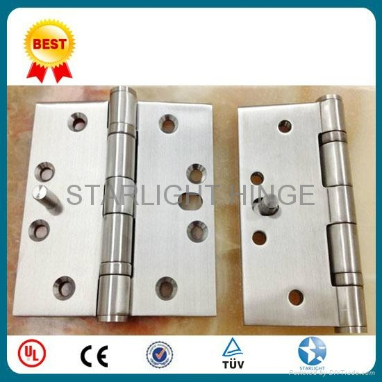 Stainless Steel security dog bolt ball bearing Hinge  1