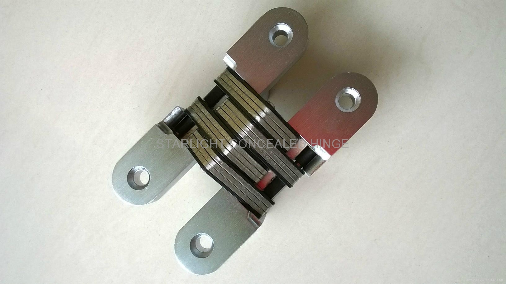 Door Hinges Product : Zinc alloy concealed hinge soss zh starlight