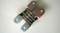 Zinc alloy concealed hinge SOSS hinge