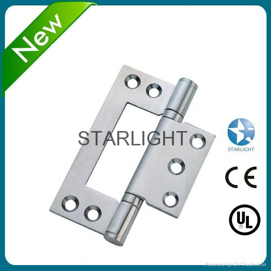 Residential hinges easy install Stainless sub mother flush door hinges 2