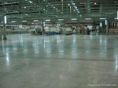 水性固化地坪
