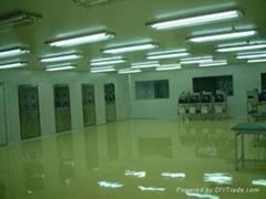 环氧玻璃钢自流平地坪