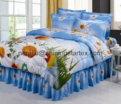 100% cotton-quilt cover set