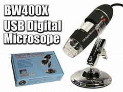 usb digital microscope 400X 2M Pixel CE & FCC