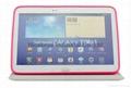 三星P5200官方三折皮套p5210支架Tab 3 10.1寸电压平板正品护壳 3