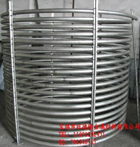 钛盘管 钛材盘管 3