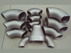 titanium elbow,titanium tee,titanium pipe fittting
