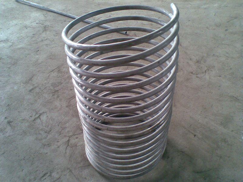 钛盘管 钛材盘管 5