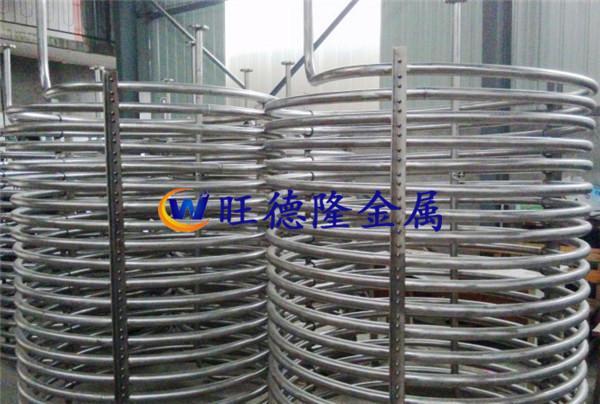 钛盘管 钛材盘管 2