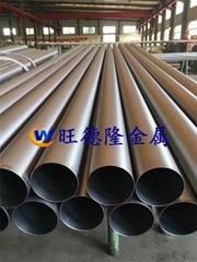 钛焊接管 钛焊管厂家 钛管道