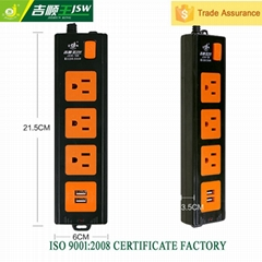 13 Amp Universal Plug Power Strip