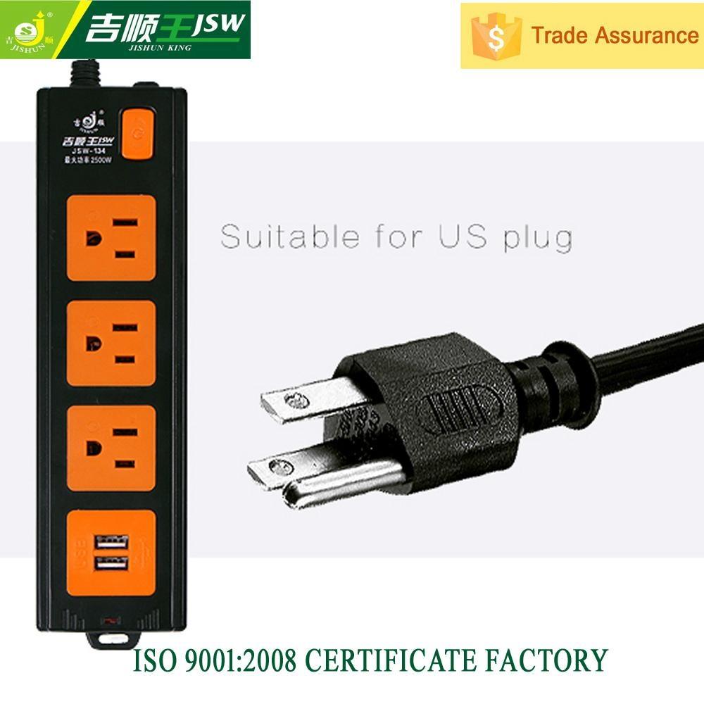 13 Amp Universal Plug Power Strip  2