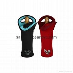 Neoprene One Bottle Bag