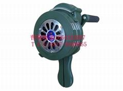LK-100型手搖警報器消防器材
