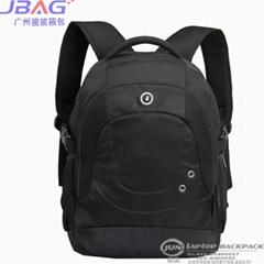 Hot Sale Nylon+Sandwich Notebook Backpack(JNB-1081)
