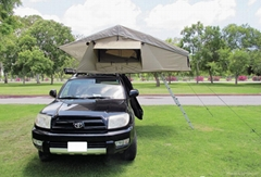 4WD vehicle top tent
