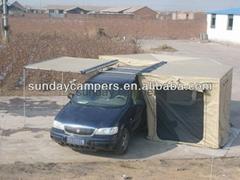 4X4 WA02 poly-cotton car awning