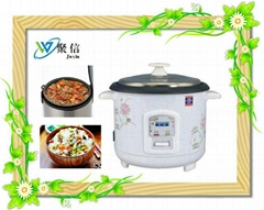 deep color jar electric rice cooker