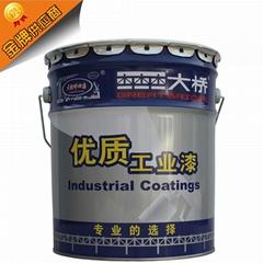 大橋牌環氧防腐面漆 耐酸碱工業金屬漆