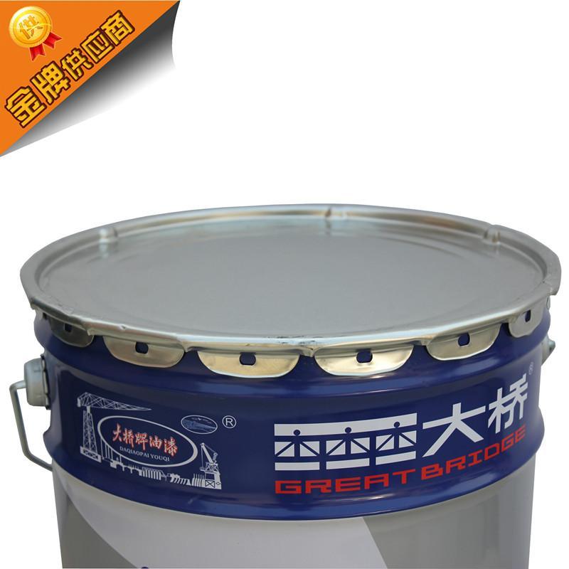 大橋牌環氧防腐面漆 耐酸碱工業金屬漆 3