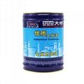 大桥丙烯酸聚氨酯面漆 钢结构厂房储罐机械设备建筑油漆涂料 5