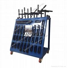 Welding tool cart