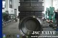 API600 flexible wedge gate valve 42''