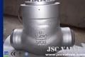 Pressure seal bonnet Cast Steel Check