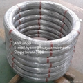 Oval Ga  anised Steel Wire Ga  aninized