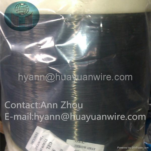 Black Annealed Wire/Soft Black Iron Wire 1