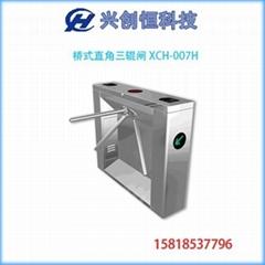 加封板桥式直角三辊闸XCH-00639