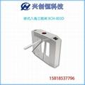 桥式八角标准三辊闸XCH-00