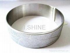 S.steel bangle