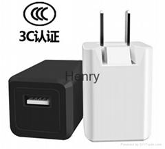 單雙USB手機充電器