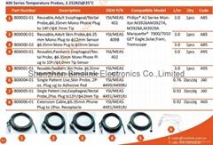 400系列溫度探頭/傳感器