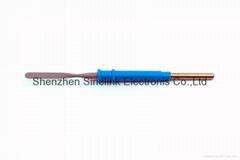 高频电刀笔刀头-带涂层