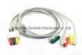 Simens/Draeger® 3 Leadwires, Clips