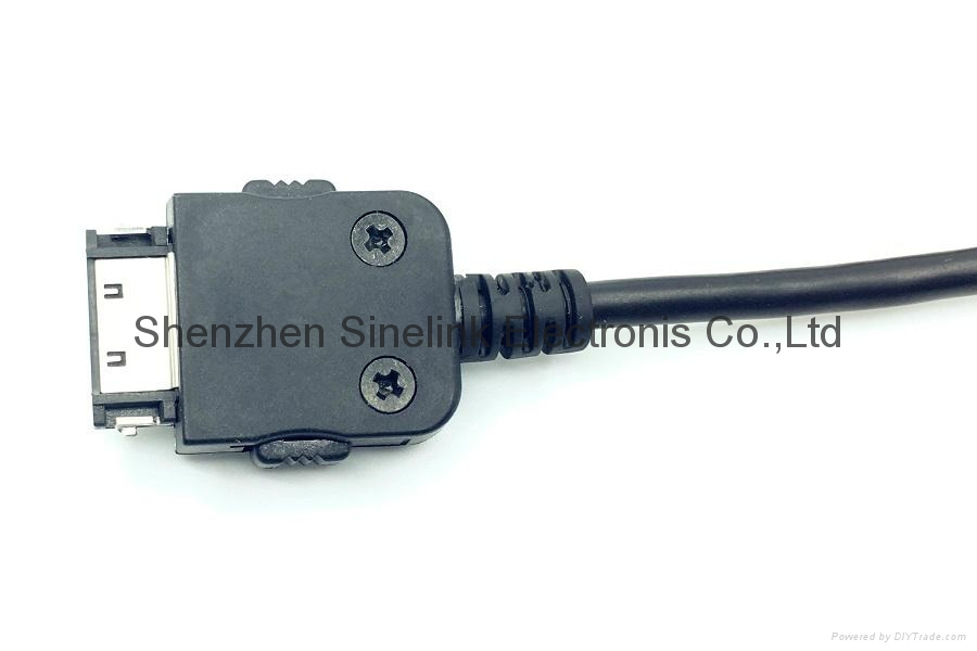 HRS 18Pin conn. cable to USB 2