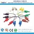 DIN42802连接器电极级联